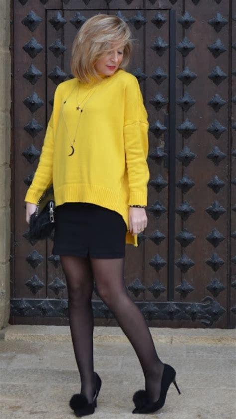 yellow tights yellow fashion tights