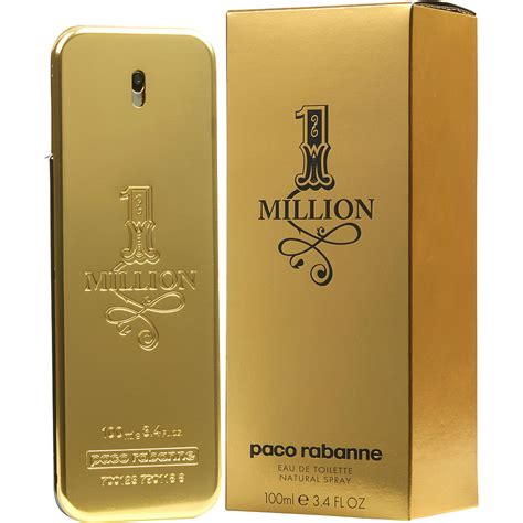 Parfum Kw1 1 Million Paco Rabanne paco rabanne 1 million eau de toilette fragrancenet 174