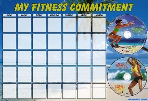 Lift Calendar Brazil Lift Calendar Fitness Baby
