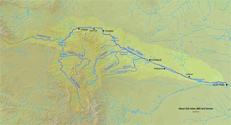 platte river map www pixshark platte river wikiwand
