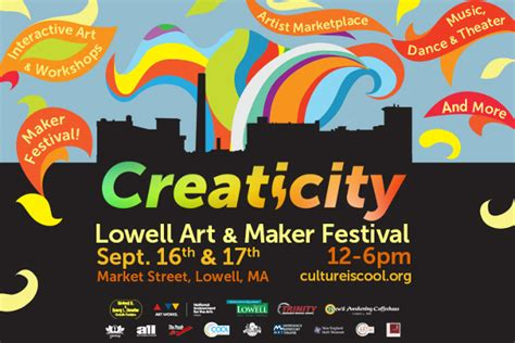the lowell lectures on the ascent of classic reprint books creaticity lowell maker festival presented by