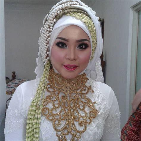 tutorial rias pengantin hijab 9 inspirasi jilbab simpel nan elegan untukmu calon