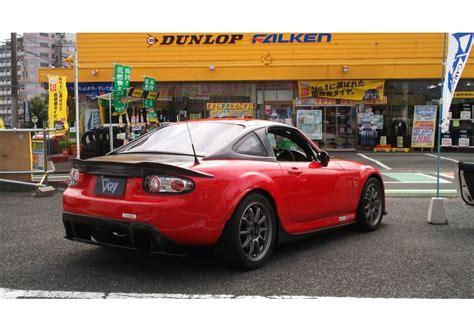 Garage Vary Garage Vary Rear Diffuser For Mazda Miata Mx 5 Nc Rev9
