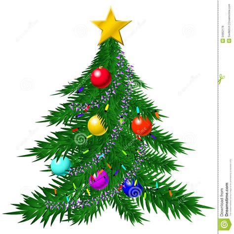 imagenes navidad libres 193 rbol de navidad con las chucher 237 as y las guirnaldas fotos