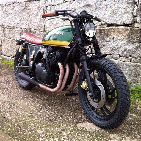 garaje yamaha yamaha xj650 garaje clandestino motocykle pinterest