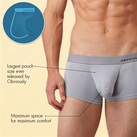 what is the most comfortable mens underwear obviously underwear men s pouch underwear in four fits