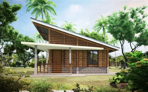 Tiny House For Sale Modern Bamboo House Plans Shapes Modern House Plan