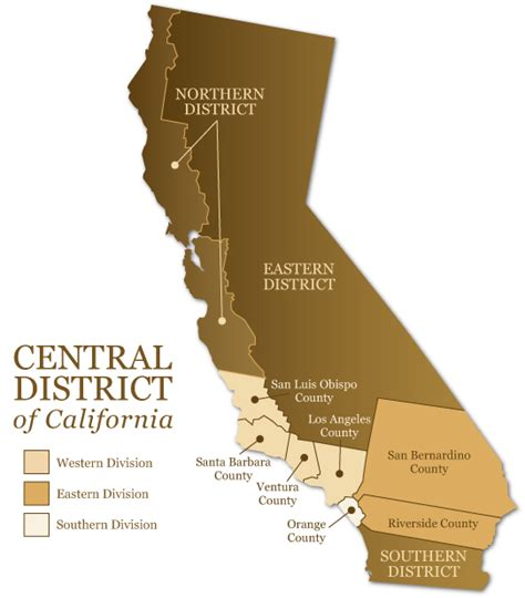 California Central District Court Search Jurisdiction Central District Of California United States District Court