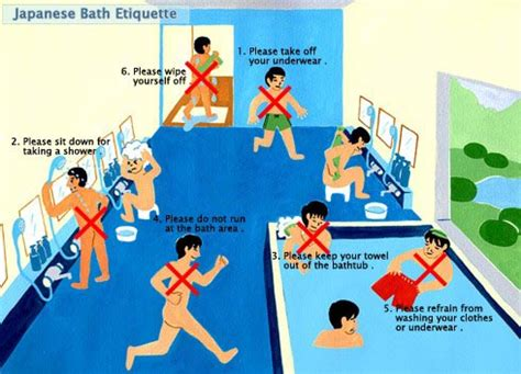 Bath And Showers how to bathe like a local in japan onsen history and