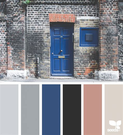 a door hues design seeds
