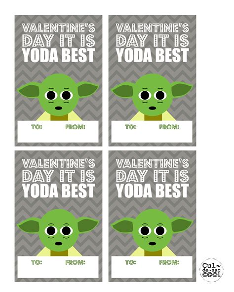 valentines cards cool yoda valentines www imgkid the image kid has it
