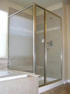 non glass shower doors glass shower doors custom glass shower enclosures