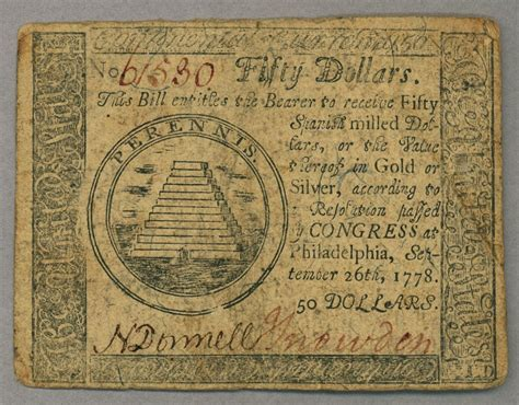 The Dollars history of the united states dollar
