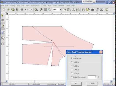 stylecad pattern grading marking software stylecad tanitim doovi