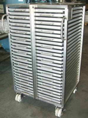 Stainless Steel Truck Rack by Portable Stainless Steel Truck Tray Drying Rack 4927