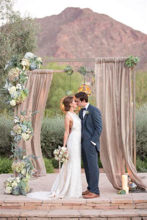 Backyard Wedding Backdrop 17 Best Ideas About Outdoor Wedding Backdrops On