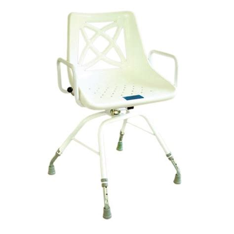 Swivel Shower Chair by Myco Swivel Shower Chair Total Mobility