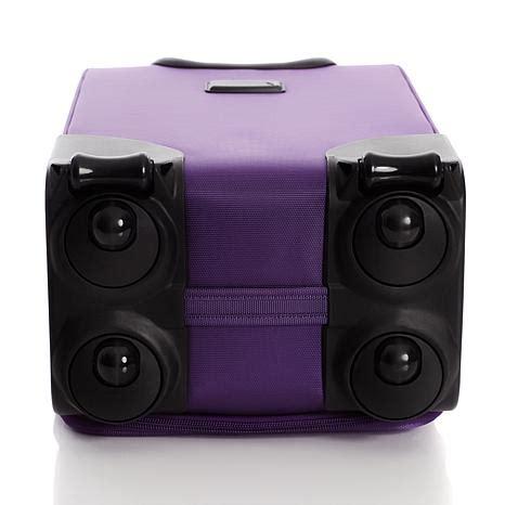 dresser on wheels suitcase joy lightweight tufftech luggage dresser with spinball