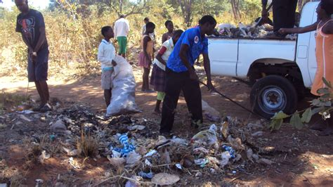 clean up cleanup the world caign world tourism day commemorations in falls