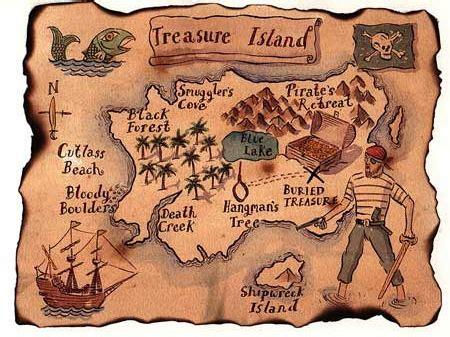 Treasure Island 6 Robert Louis Stevenson Ppt And Worksheets On Treasure