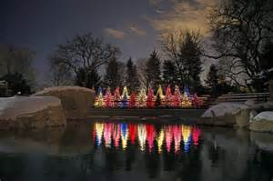 zoo lights lincoln park zoolights at chicago s lincoln park zoo 6 chinadaily cn