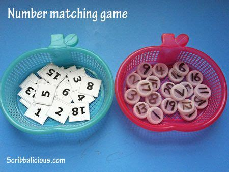 Where Is The Pin Number On A Game Gift Card - preschool number game 1 one room school house pinterest