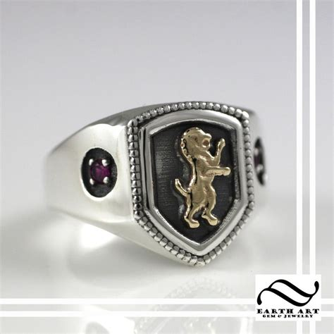buy a made gryffindor house ring harry potter