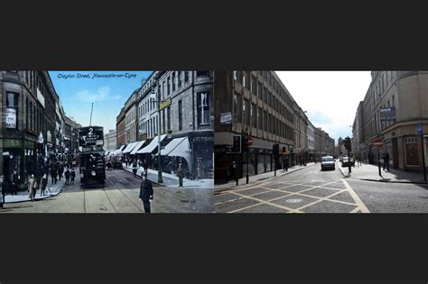 newcastle swing bridge opening times pictures of newcastle upon tyne then and now chronicle
