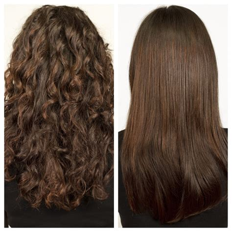 transfer perm ideas of permanent hair straightening for girls trends