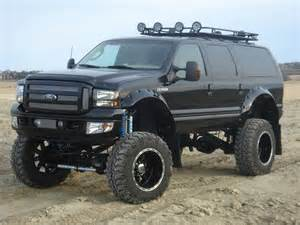 excursion ford excursion lifted suv tuning