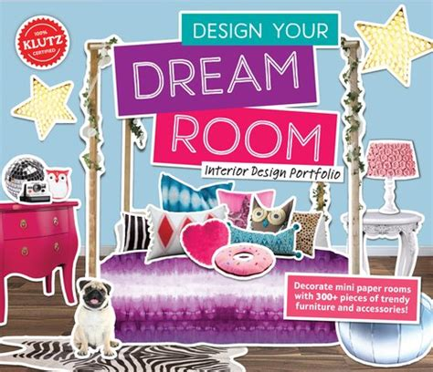 Design Your Dream Shop | klutz create your dream room scholastic shop