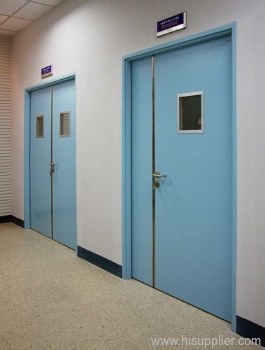 stainless steel hospital swing doors swing hospital doors from china manufacturer