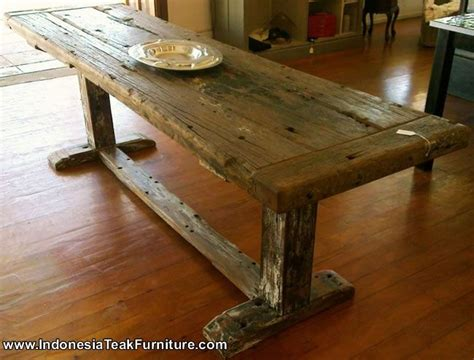boat salvage furniture reclaimed wood pub tables bt2 19 bali furniture