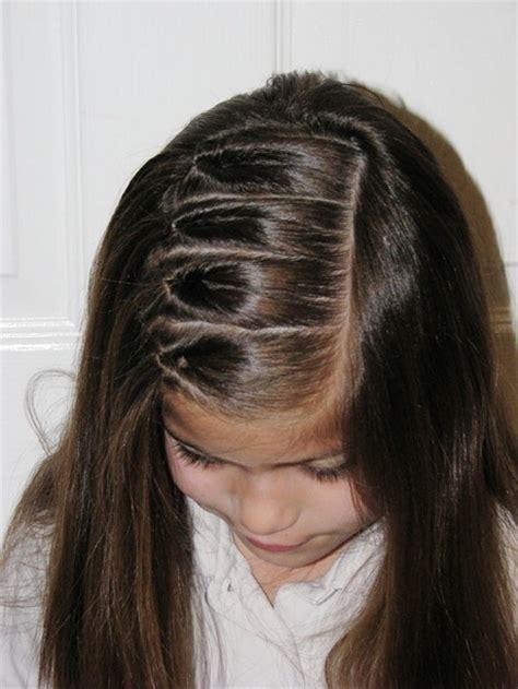 hairstyles for children girls long hair cute braided hairstyles for kids