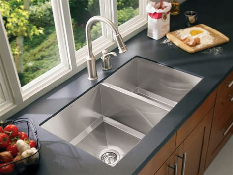 Best Kitchen Faucet With Sprayer how to choose a kitchen sink stainless steel undermount