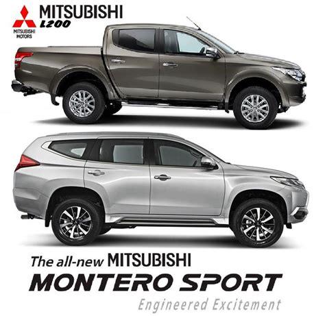mitsubishi montero sport performance parts the mitsubishi l200 http mitsubishi cars co uk l200