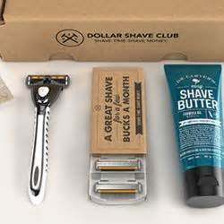 Dollar Shave Club Gift Card - 10 cool gift ideas for the stylish modern man racked la