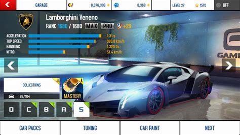 Asphalt 8 Coloring Pages by Lamborghini Veneno Performance Stats Asphalt Wiki