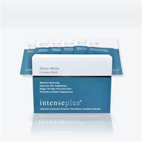 Americ Cool Gel Cool Mask Set discoloration skin product tags intenseplus