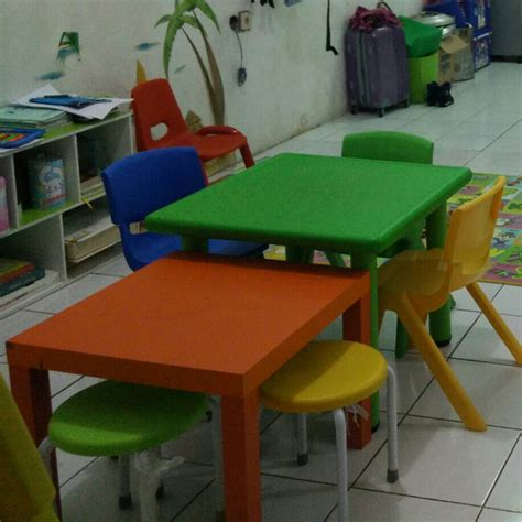 Kursi Anak Informa jual meja kursi paud playgroup tk bekas murah bonus banyak angsahitam shop