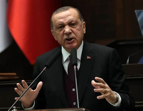 erdogan born in erdogan vows to strangle us terror army in syria and