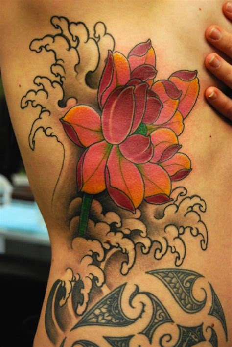 155 lotus flower tattoo designs