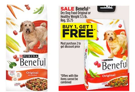 dog food coupons dollar general free beneful dog food at dollar general