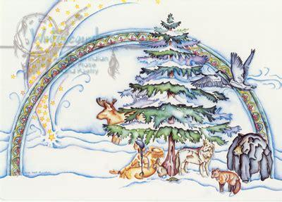 libro winter dreams 20 postcards unity of the clans