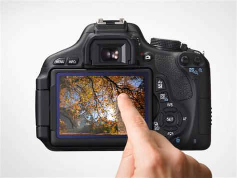 Kamera Eos 650d Di Indonesia eos 650d dslr canon pertama dengan layar sentuh dan dual af kaconkz