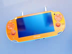 ps vita colors playstation vita to come in four bright colors