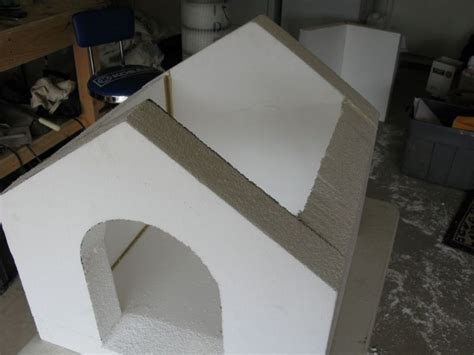 concrete dog house 10 best images about archit ferro cement on pinterest plastering watts towers and