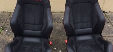 abarth corse by sabelt seats for sale in malahide