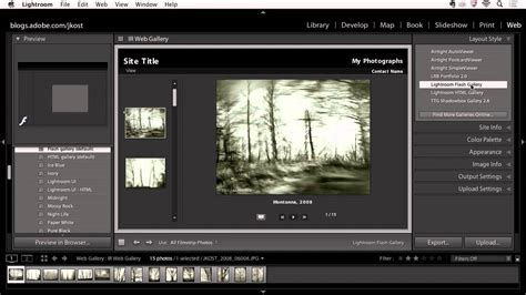 online tutorial lightroom 5 lightroom 5 share images online youtube