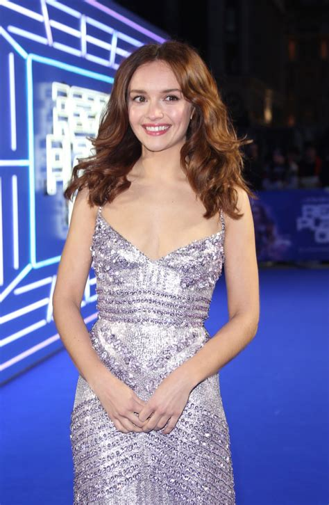 olivia cooke player one olivia cooke at ready player one premiere in london